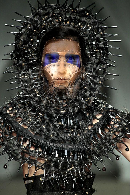 haute couture armor