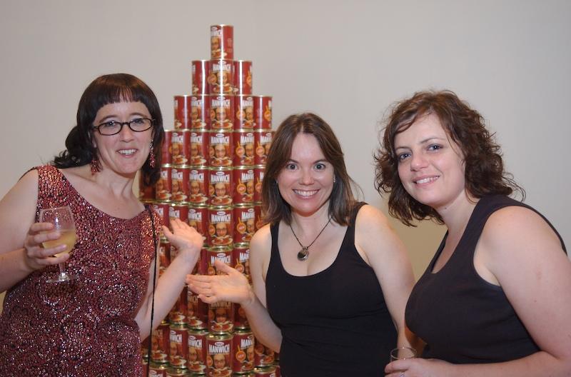 Karen Golland, Tracy Sorensen and Michelle Stockwell