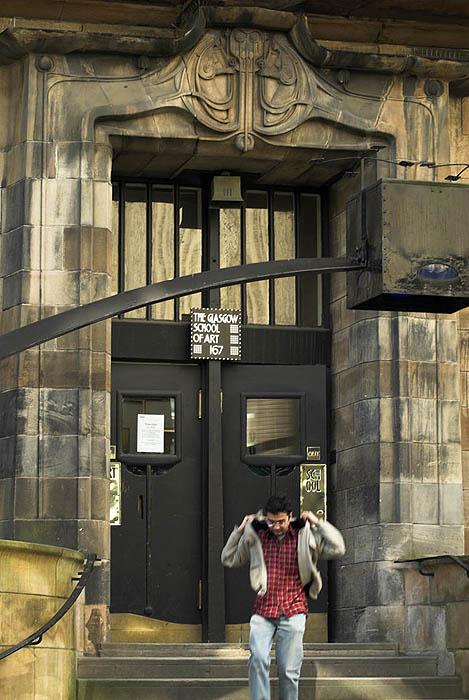 Glasgow School of Art, another CRM landmark