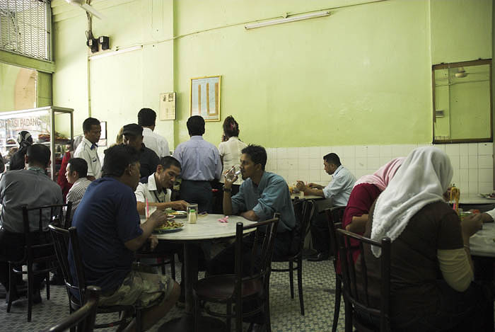 Capital Cafe, Little India
