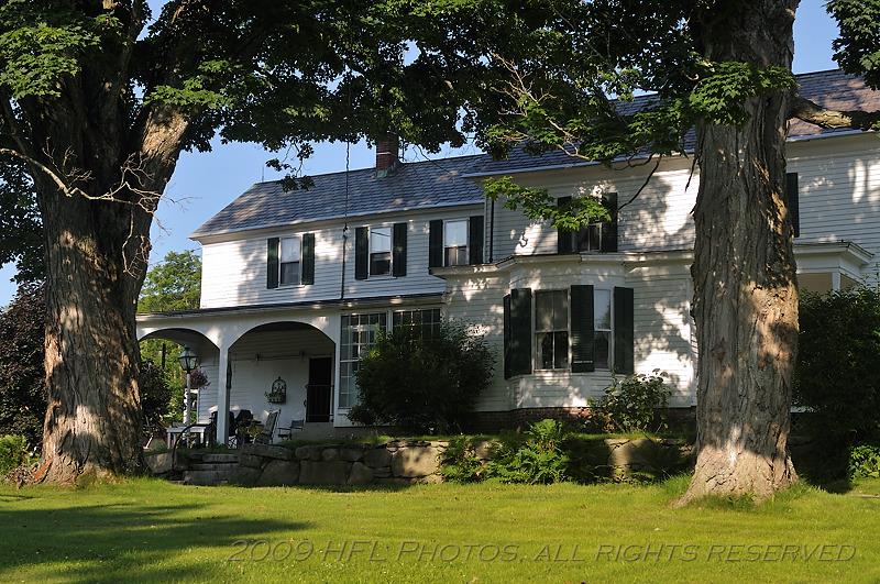 Village House #2 - Summer 2009