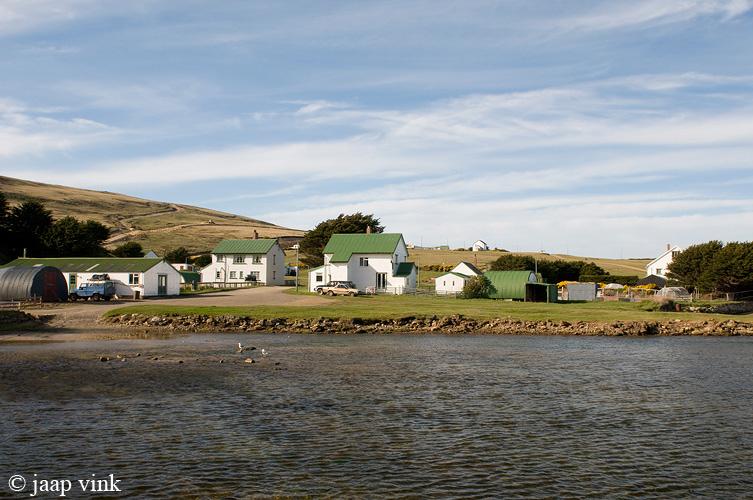 Port Howard Settlement