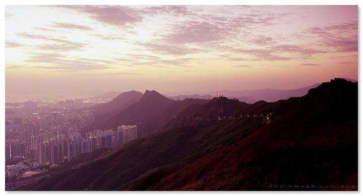 Kowloon Peak - 飛鵝山