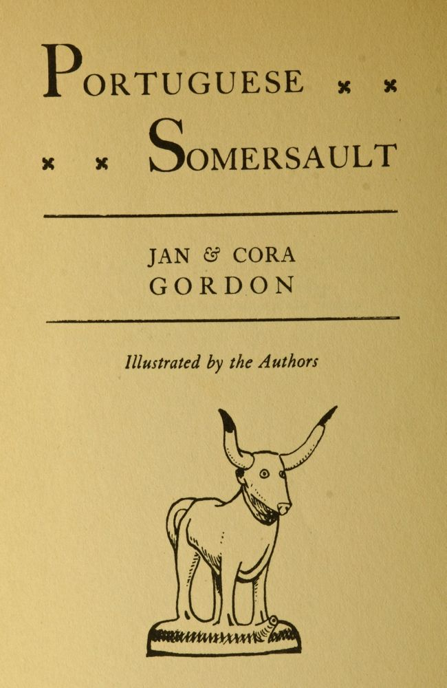 This book, published in 1934,  combines the accounts of two journeys, one in 1926 and the other in 1933.