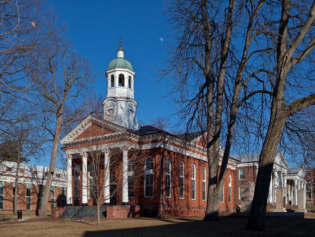 s63 Loudoun County Courthouse