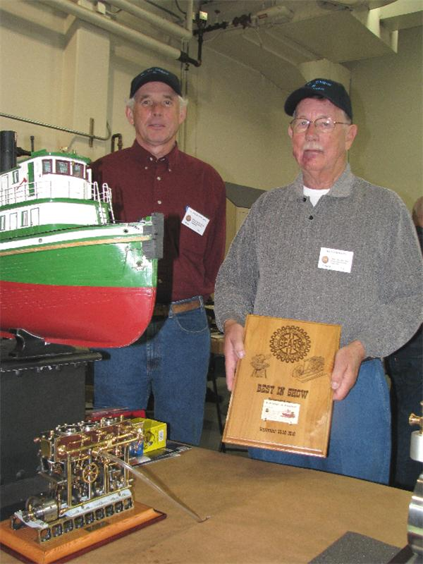 (8)  Ken Beselin and Dennis Cullen