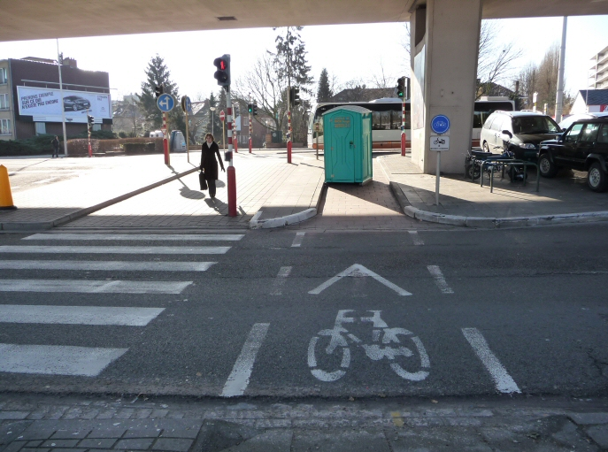 Mars 2010 : Pisse-cyclable... Cest reparti...