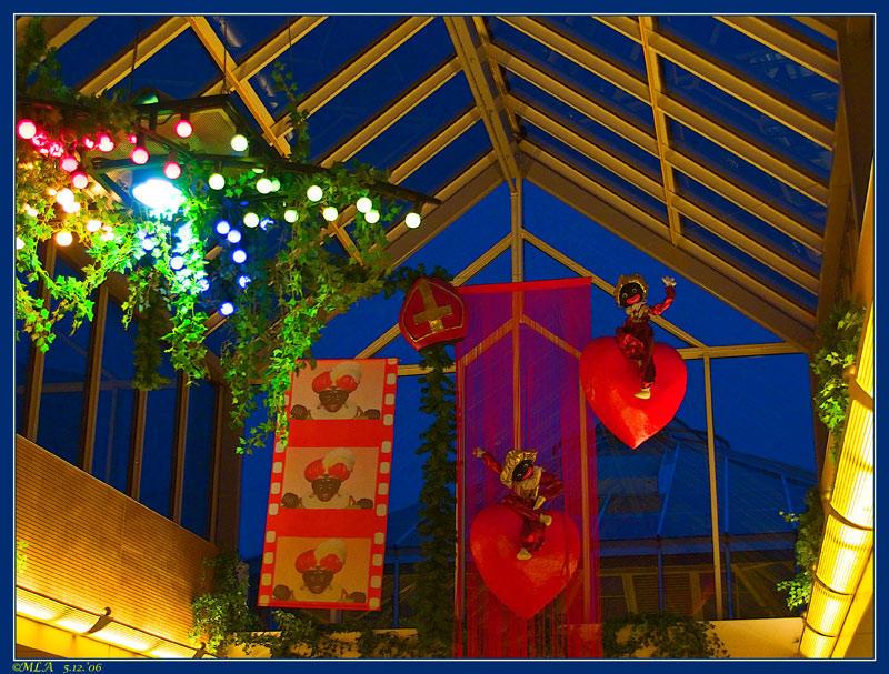 Sinterklaas en Zwarte Piet 3