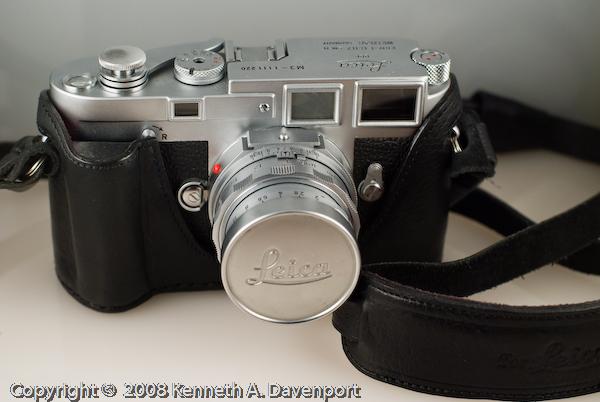 My Leica M3 Single Stroke