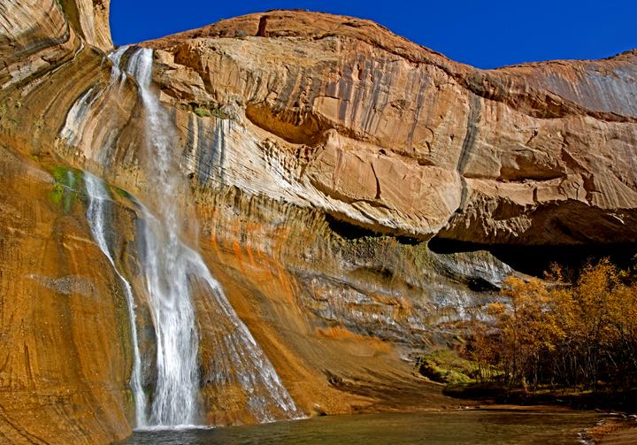 Lower Calf Creek Falls, Grand Staircase-Escalante, Utah