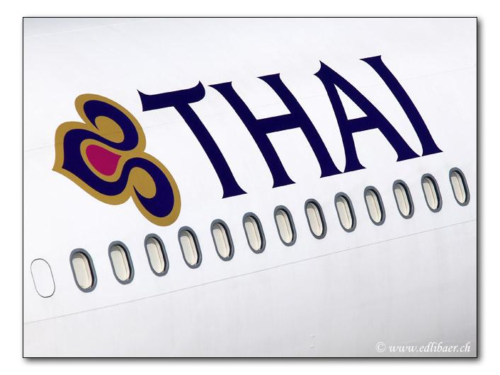 Thai Airways International (IATA-Code: TG) photo - edlibaer