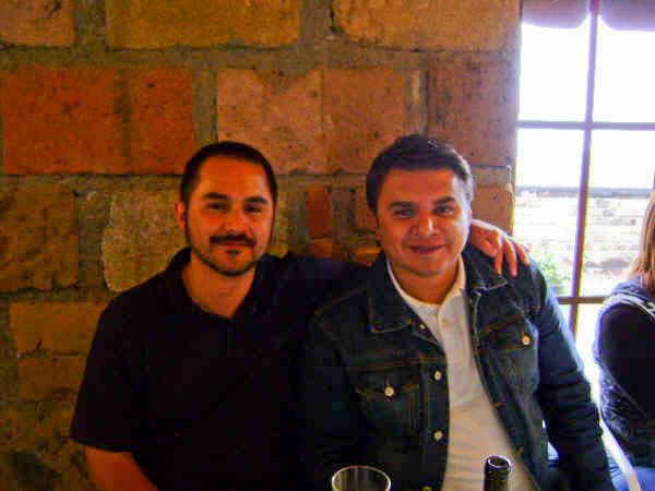 Miguel y Juan  San Pedro Actopan, DF.