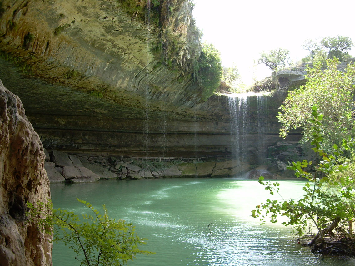 Any nice parks around Austin with hiking trails? (McKinney ...