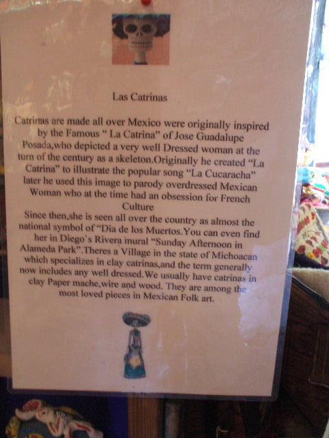 Story of Las Catrinas at Mi Casa
