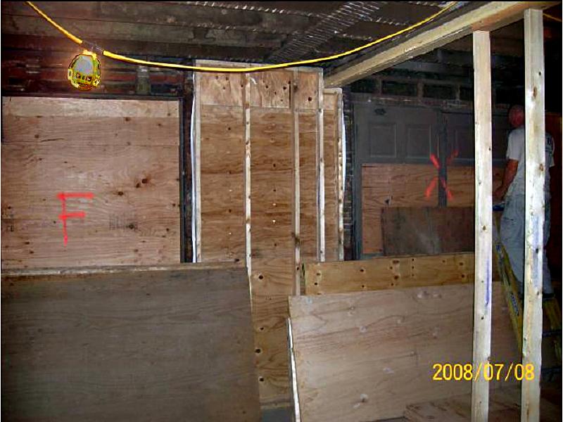 First Floor Framing