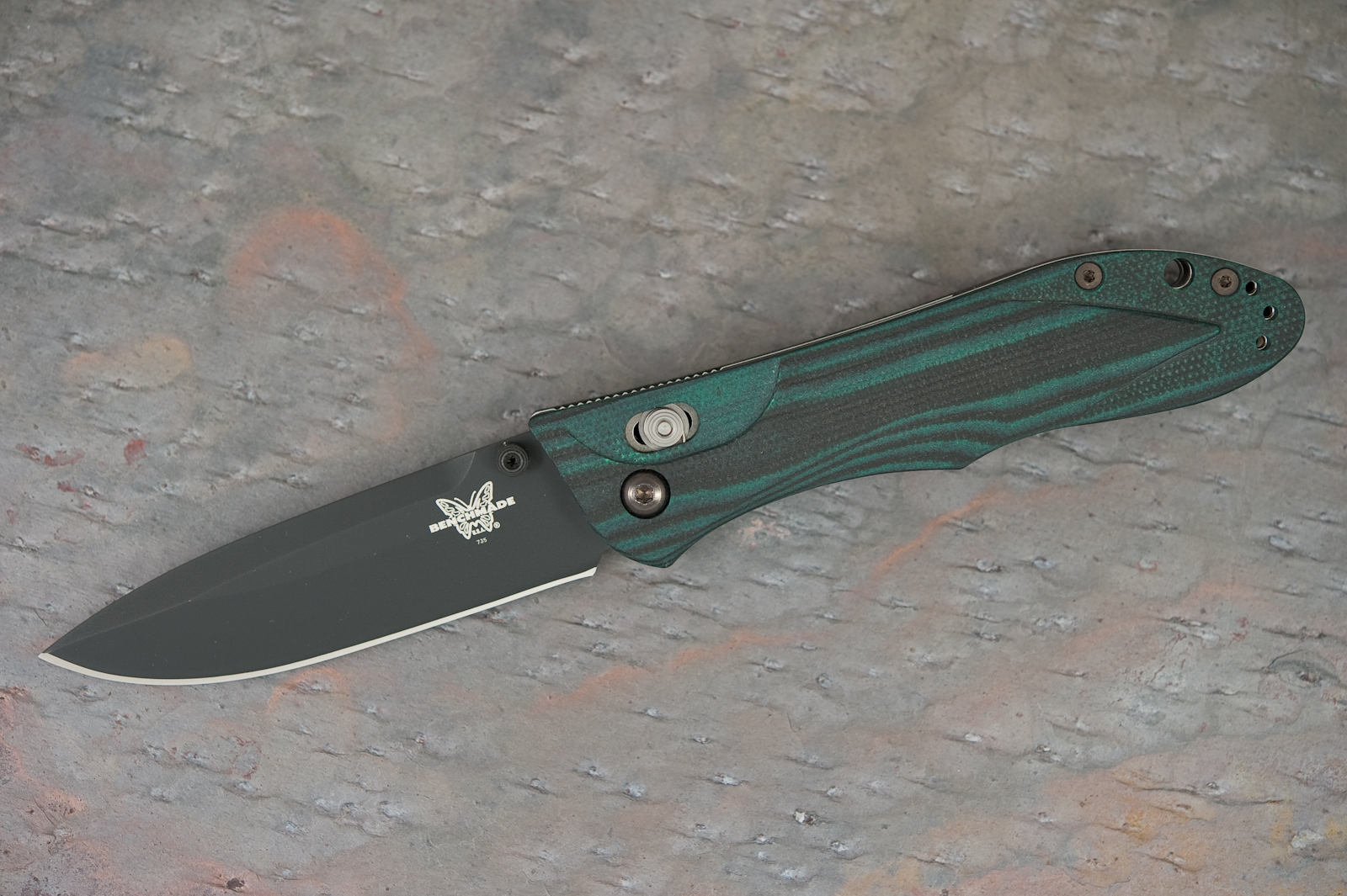 Benchmade 735BT front