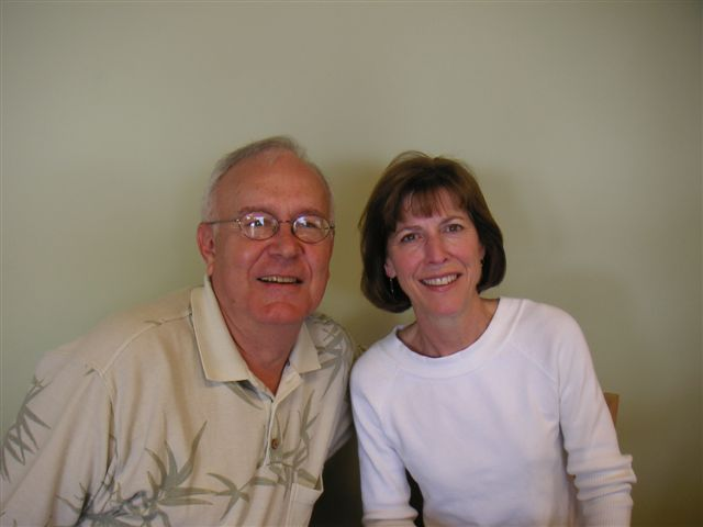 Phil and Susan