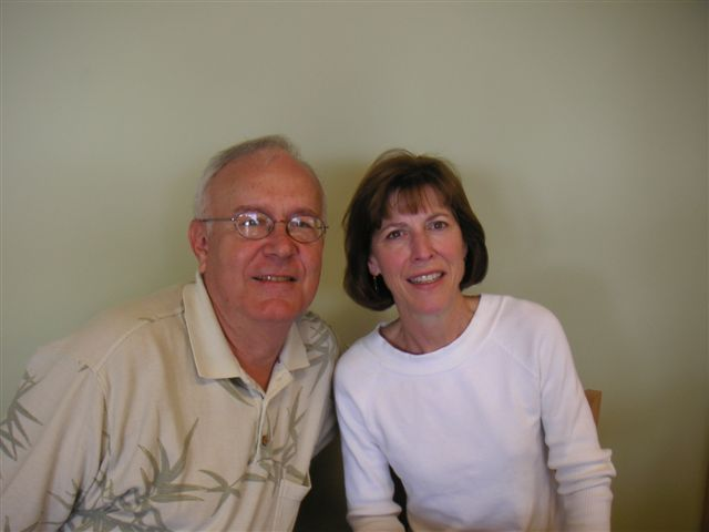 Susan and Phil - 2007