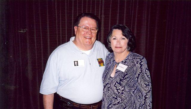 Gene and Eva