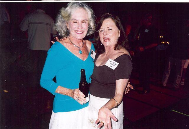 Martha and Patty Wallace Grear