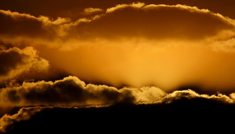 Sunset at Myakka