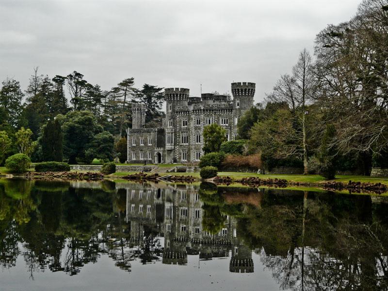 Castle Reflections 1