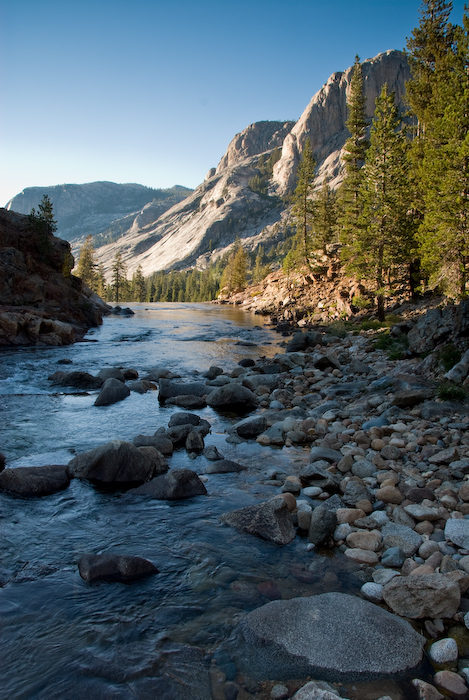 Tuolume River near Glen Aulin Camp