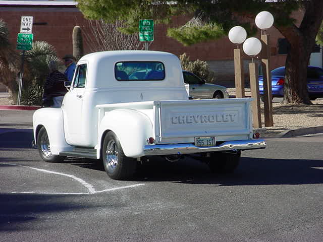 1st series 1955 Chevrolet 3100