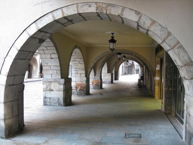 Plaça del Vi