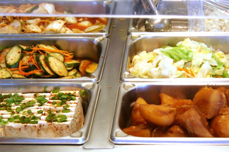 Korean fast food, Yummy Barbecue