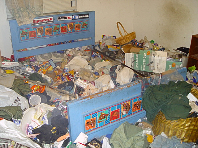 Childs room.