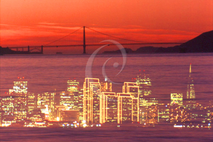 Golden Gate Bridge Embarcadero