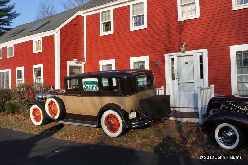 1931 Packard Sedan