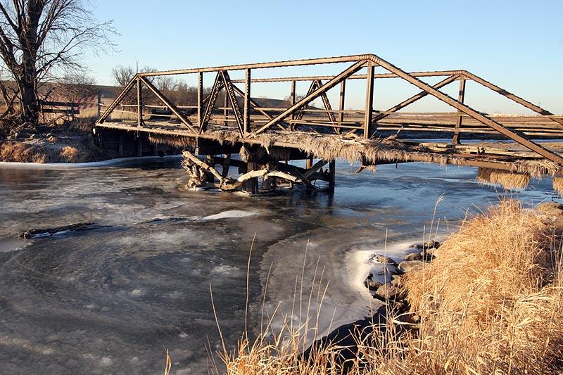 Okoboji Swing Bridge 1909-1929