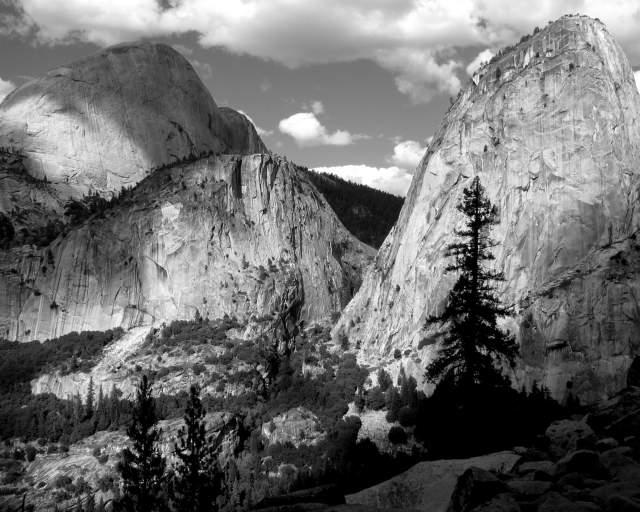 Muir Trail, Yosemite