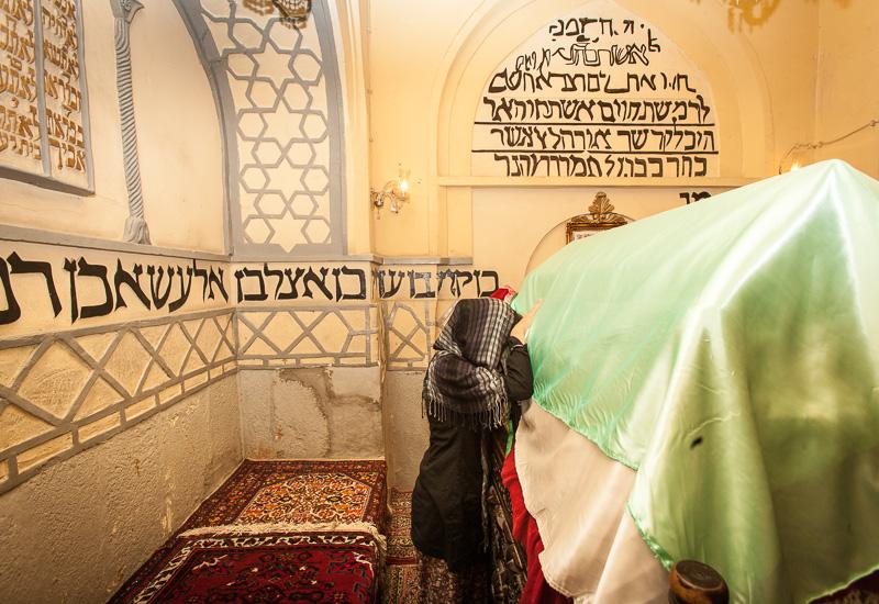 Jewish Temple - Hamedan, Iran