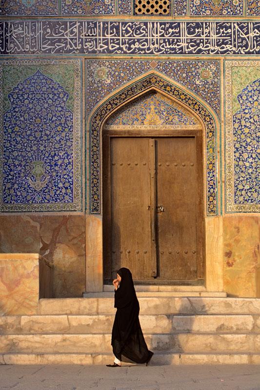 Sheikh Loft Allah Mosque - Esfahan
