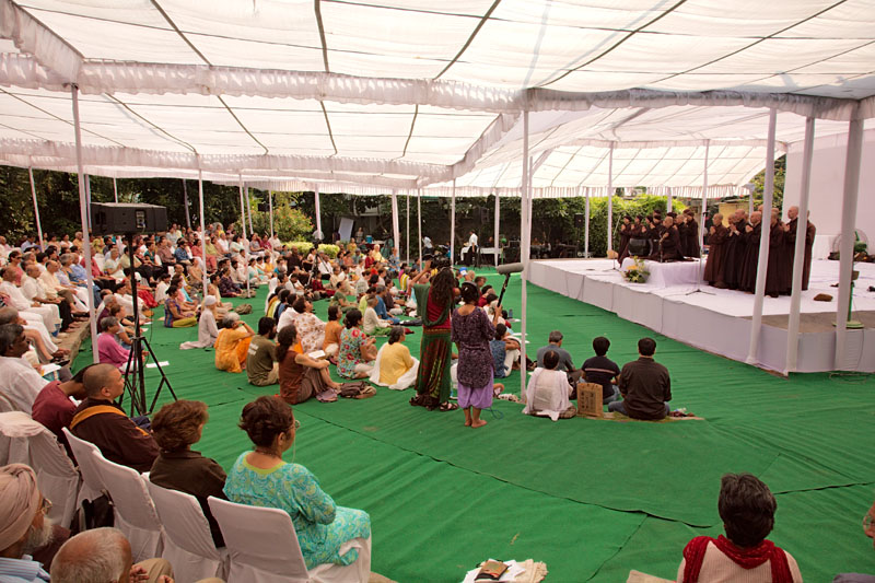 Day of mindfulness - Delhi