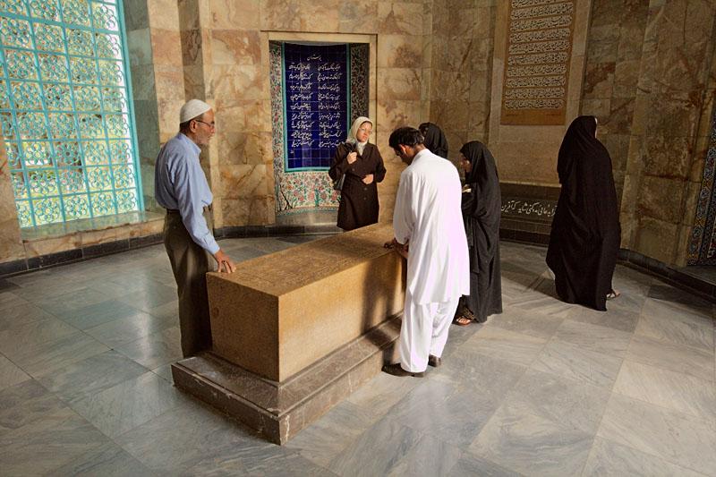 Saadi Tomb - Shiraz