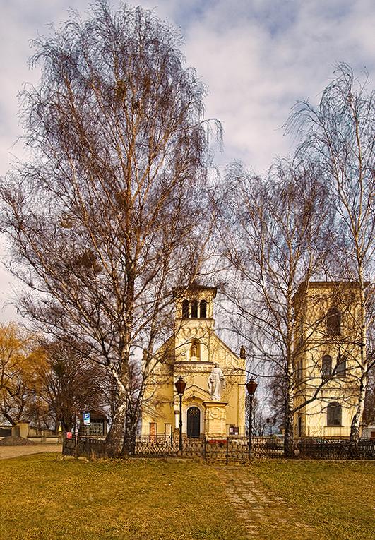 Sluzew - Church of the Virgin Mary
