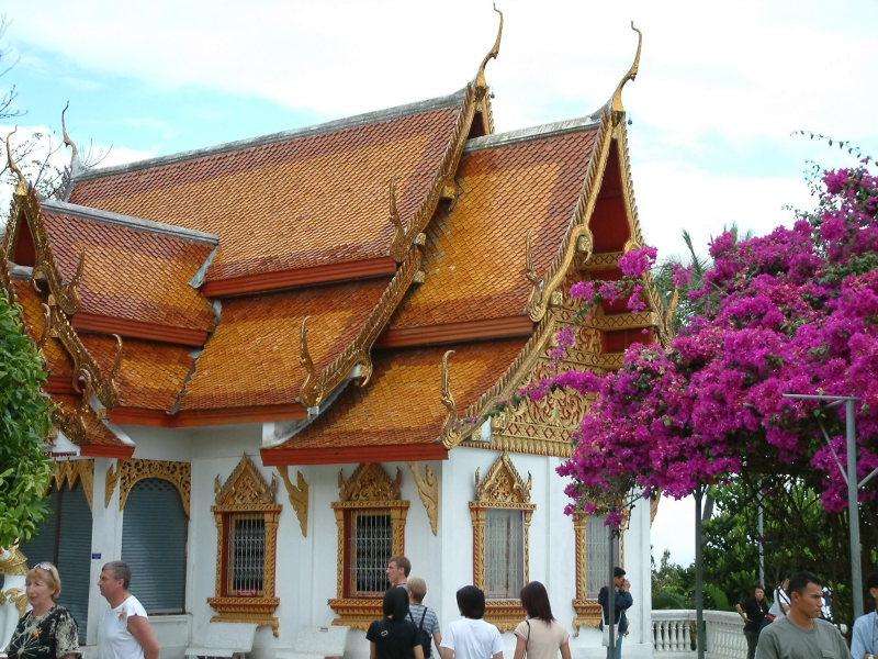 Wat Near Chiang Mai