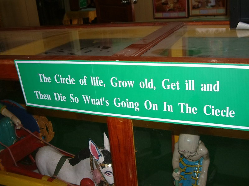 An Uplifting Explanation of the Cycle of Life