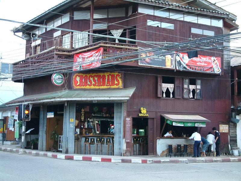 Crossroads Bar in Mae Hong Son