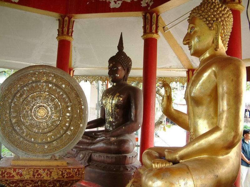 Wat in Mae Hong Son