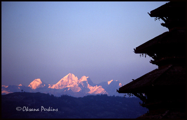 Roof of the World, Bhaktapur