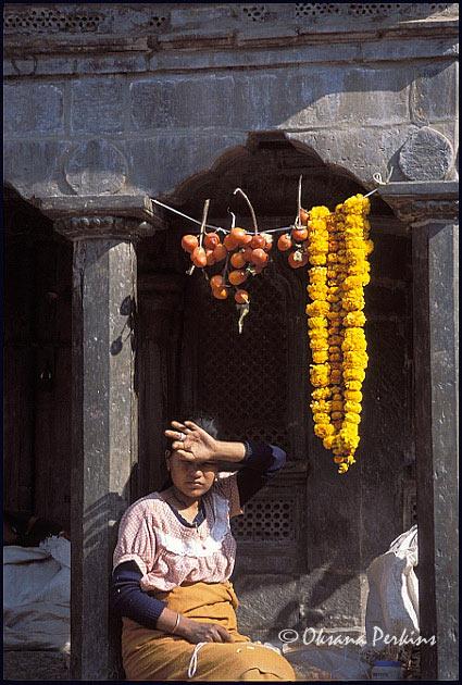 Market Stall, Patan