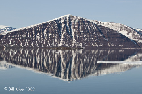 Reflections, Svalbard