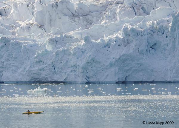 Liefdefjorden Monacobreen Glacier,  Svalbard  Norway 1