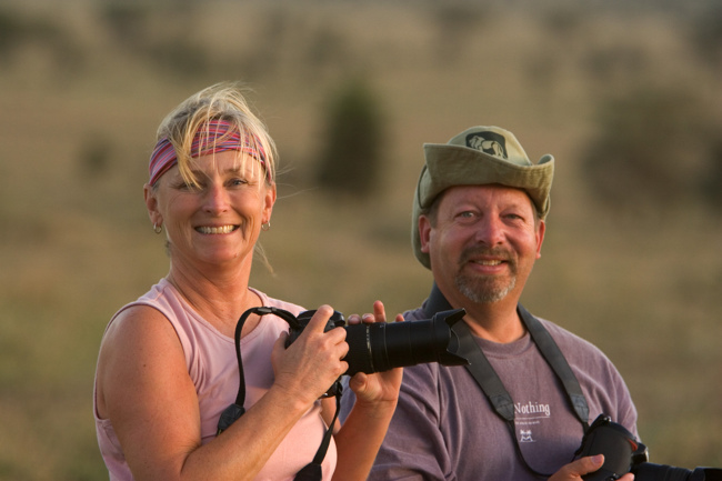 Linda and Bill Klipp