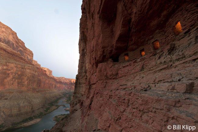 Nankoweap Canyon's ancient Puebloan granaries 1